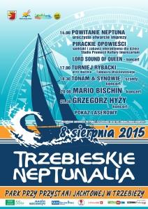TRZEBIESKIE-NEPTUNALIA-plakat 2