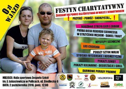 2016-09-21-organizuja-festyn-aby-pomoc-krystianowi-plakat